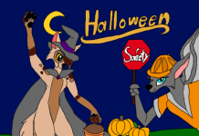 halloween safety article